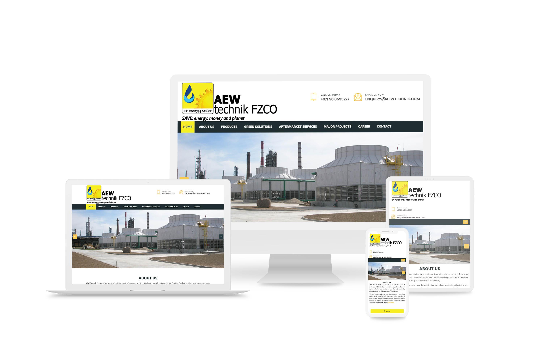 AEW Technik FZCO
